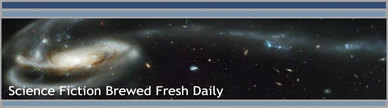 Science Fiction Brewed Fresh Daily