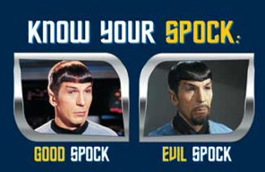 Spock T-shirt