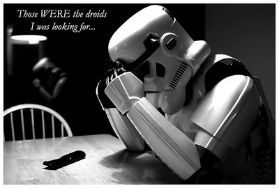 Stormtrooper&#039;s Lament