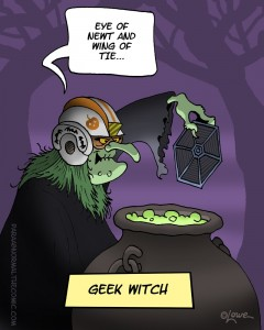 Geek Witch