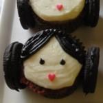 Leia Cupcakes