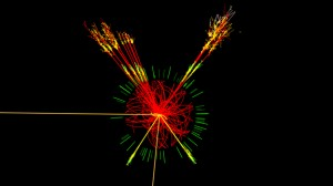 Higgs boson expected result
