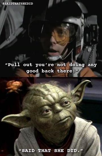 Yoda Joke